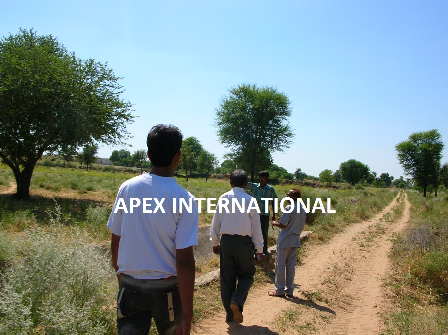 Inspection of Farms